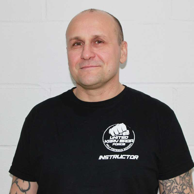 Marek Kania Krav Maga Instructor