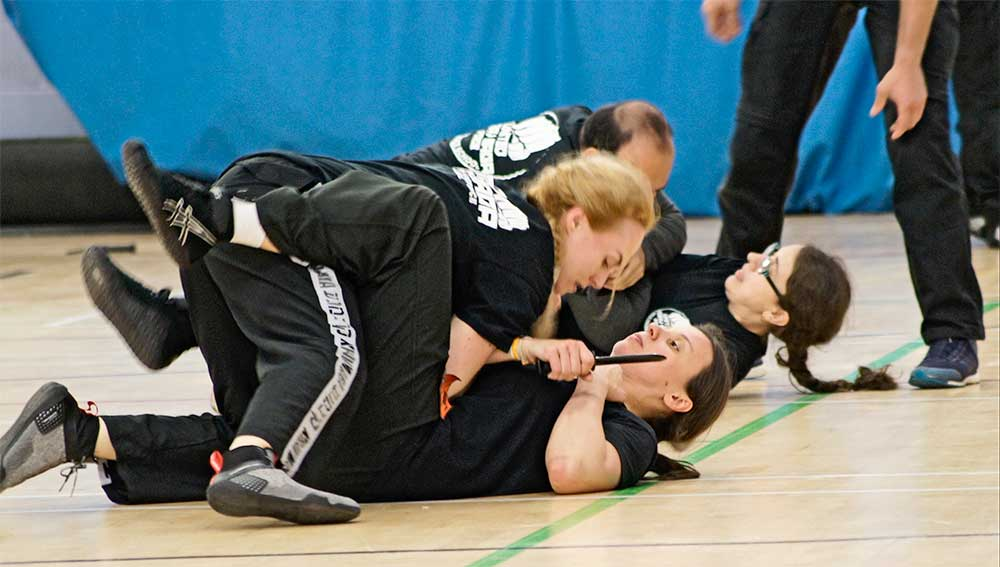 Ladies Krav Maga